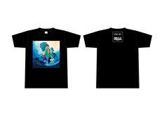 「宇宙の詩 ~Higher and Higher~ / 悲壮美」豪華限定盤Aに同梱されるTシャツ。