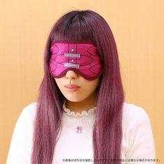 「アイマスク ライダー」の着用イメージ。