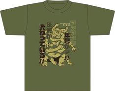 「手鬼の『年号が変わっている!!』Tシャツ」