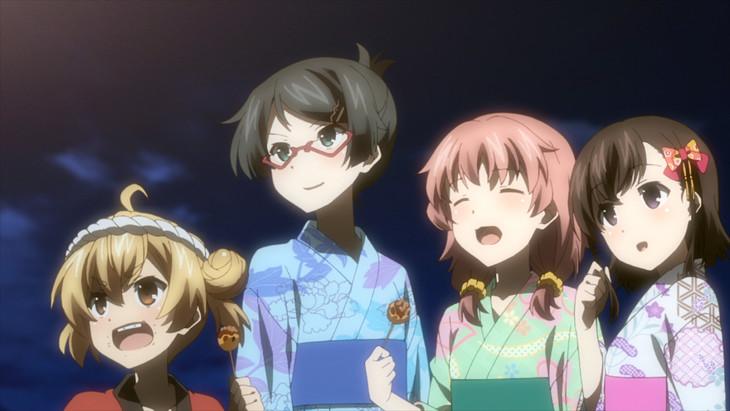 「Fate/kaleid liner Prisma☆Illya プリズマ☆ファンタズム」PV第2弾より。