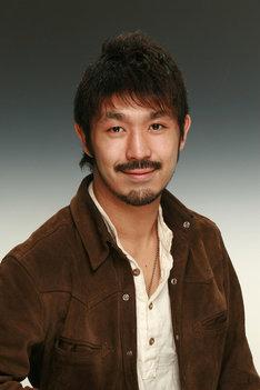 三田浩樹役の遠藤大智。