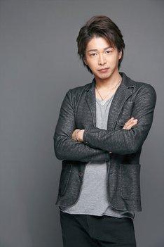 キシュワード役の村田洋二郎。