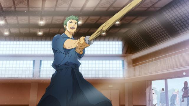 「HUNGRY DAYS ワンピース ゾロ篇」 のイメージボード。