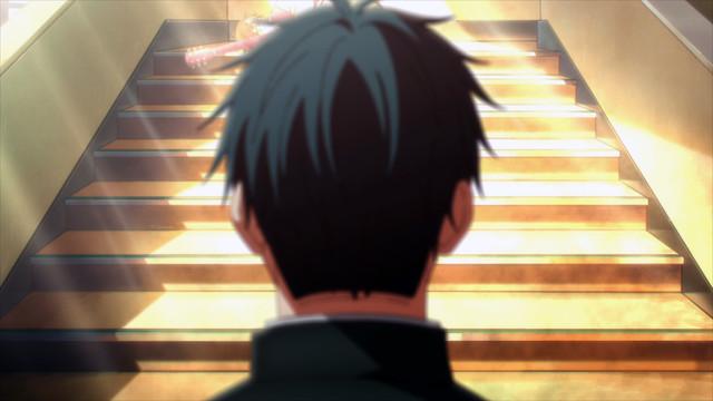 TVアニメ「ギヴン」上ノ山立夏のボイス入りPVより。