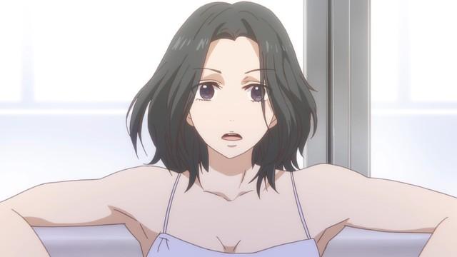TVアニメ「この音とまれ!」第8話より。