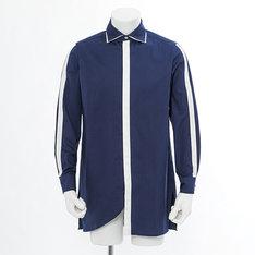 ユージオモデルのシャツ(正面)。