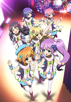 「Re:ステージ! ドリームデイズ♪」キービジュアル第2弾
