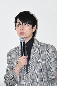 糸曽賢志監督