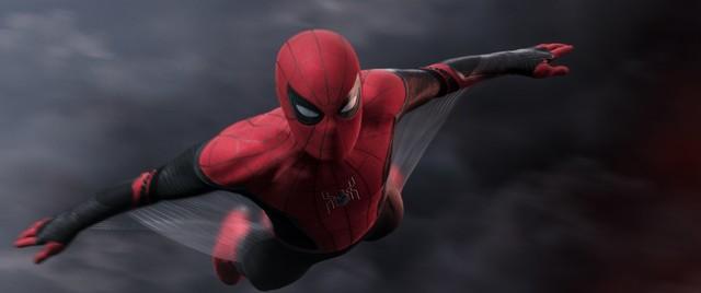 映画「スパイダーマン:ファー・フロム・ホーム」より