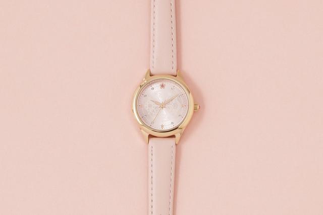 「木之本桜 時計」