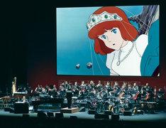 「ルパン三世/カリオストロの城」シネマ・コンサートのイメージ。