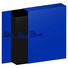 「新世紀エヴァンゲリオン Blu-ray BOX STANDARD EDITION」展開図