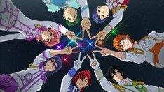 TVアニメ「KING OF PRISM -Shiny Seven Stars-」第12話より。
