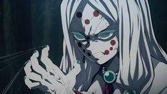 蜘蛛の鬼(母)