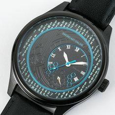 キリトをイメージした腕時計。