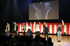 「『蒼穹のファフナー』シリーズ 15周年記念イベント~in 尾道~」のイベントの様子。(写真:山口正人)