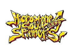 Microphone Soul Spinnersのロゴ。