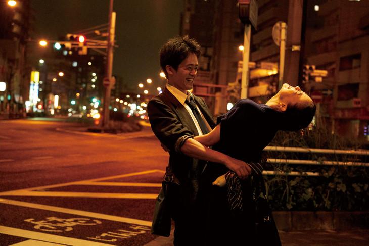 映画「宮本から君へ」場面写真