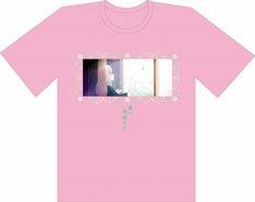 「チカダンス Tシャツ&ブロマイドセットA」Tシャツ