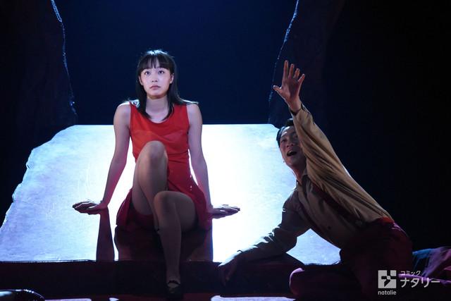 舞台「奇子」より。