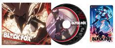 劇場アニメ「BLACK FOX」の主題歌CD付ムビチケ。