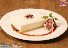 「海賊万博開幕記念チーズケーキ~海賊万博に集いし者。~」