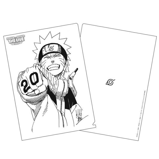 Naruto celebra su 20vo. aniversario con mercancía y nuevo arte de Masashi Kishimoto 4