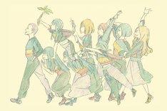 「ALTERNATiVE SiDE of SUSHiO」より。