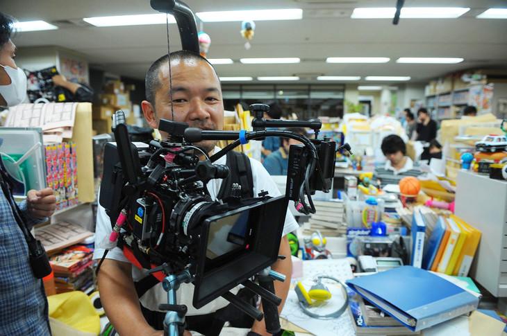 大根仁監督 (c)2015映画「バクマン。」製作委員会