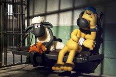 「映画 ひつじのショーン~バック・トゥ・ザ・ホーム~」 (c)2014 Aardman Animations Limited and Studiocanal S.A.