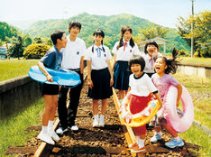「天然コケッコー」ビジュアル (c)2007 「天然コケッコー」製作委員会