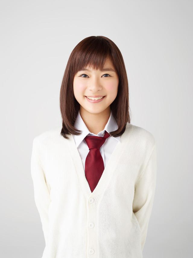 都築りか役の芳根京子。(c)「先輩と彼女」製作委員会