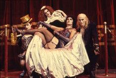 「ロッキー・ホラー・ショー」のワンシーン。(c)HOLLYWOOD CLASSICS,(c)20TH CENTURY FOX