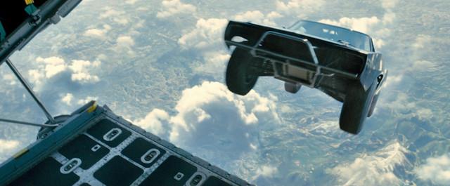 「ワイルド・スピード SKY MISSION」場面写真 (c)2014 Universal Pictures