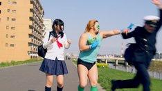 「劇場版 復讐のドミノマスク」 (c)MOOSIC LAB 2015