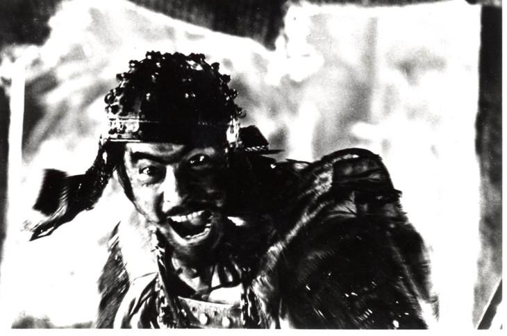 「七人の侍」 (c) 1954 TOHO co.,ltd