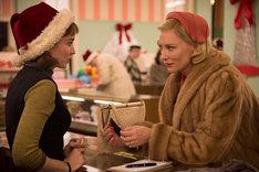 「キャロル」 (c)NUMBER 9 FILMS (CAROL) LIMITED / CHANNEL FOUR TELEVISION CORPORATION 2014 ALL RIGHTS RESERVED