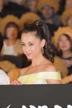 監督をはじめ共演者からも絶賛された、沢尻エリカ。