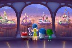 「インサイド・ヘッド」(c)2015 Disney/Pixar. All Rights Reserved.