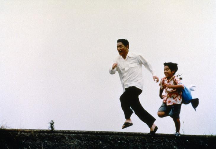 「菊次郎の夏」(c)1999 バンダイビジュアル・TOKYO FM・日本ヘラルド映画/オフィス北野