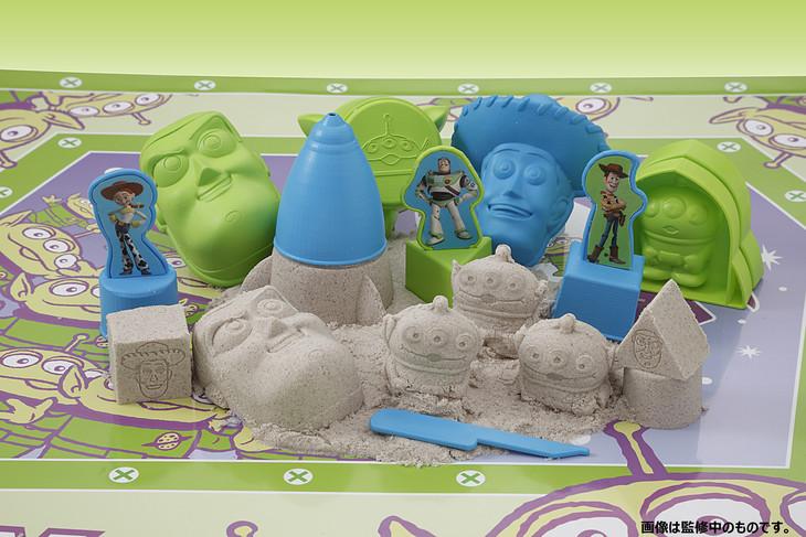 「suna・suna トイ・ストーリーセット」(c)Disney / Pixar