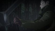 梶裕貴が声優を務めるキャラクター、アレックス。(c)Project Itoh / GENOCIDAL ORGAN