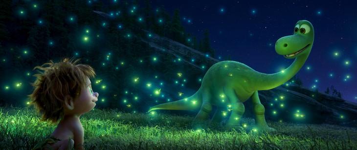 「アーロと少年」 (c)2015 Disney/Pixar. All Rights Reserved.