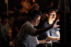 戦後70年特別番組「いしぶみ ~忘れない。あなたたちのことを~」で脚本・演出を手がけた是枝裕和。