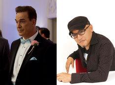 「テッド2」より左からガイ、声優の立木文彦。(c)Universal Pictures