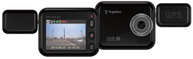 B賞 ドライブレコーダー(ユピテル DRY-Wifi40c)※イメージ写真