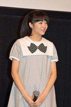 私立恵比寿中学の中山莉子。