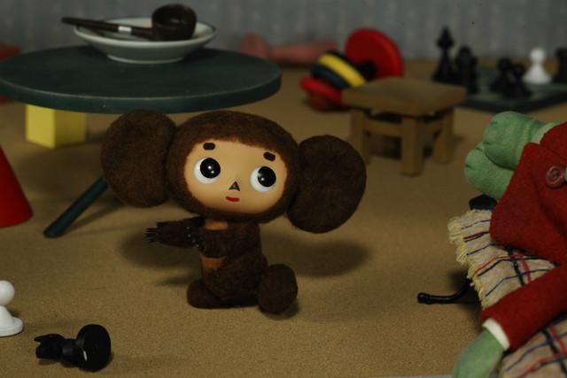 「チェブラーシカ 動物園へ行く」 (c)2010 CMP/CP