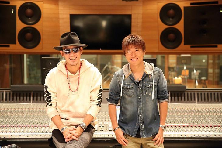 「orange-オレンジ-」の主題歌を手がけるコブクロ。(c)2015「orange」製作委員会 (c)高野苺/双葉社