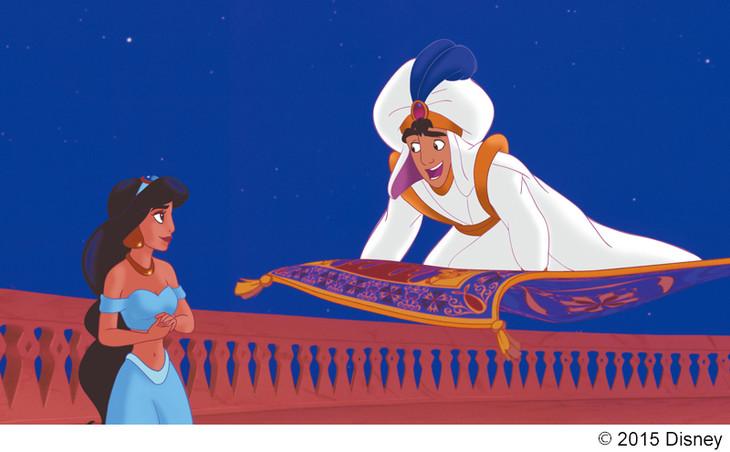 「アラジン」 (c)2015 Disney